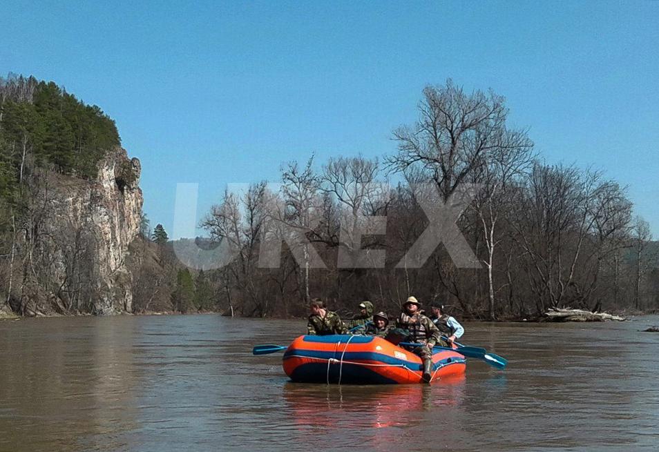 Рафт UREX-420 - плот туристический|