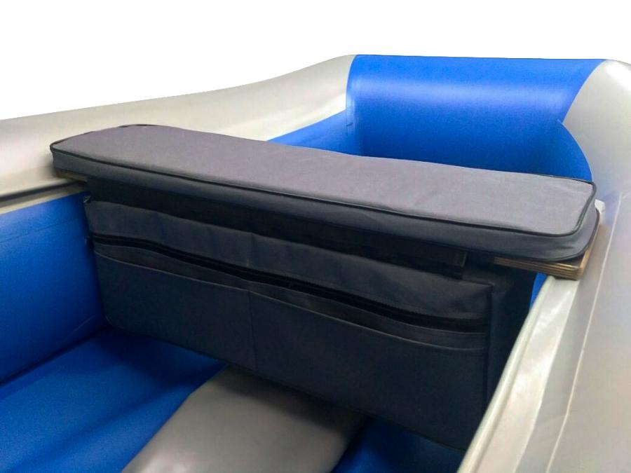 Мягкие накладки на банки надувной лодки